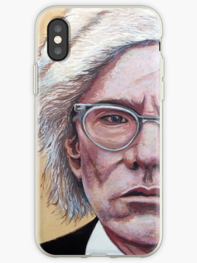 Mr. Warhol by Tom Roderick