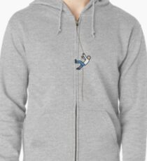 The Abseiler Zipped Hoodie