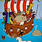 Noah's Ark #2 by Shulie1