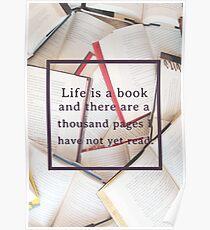Clockwork Angel/Books Poster