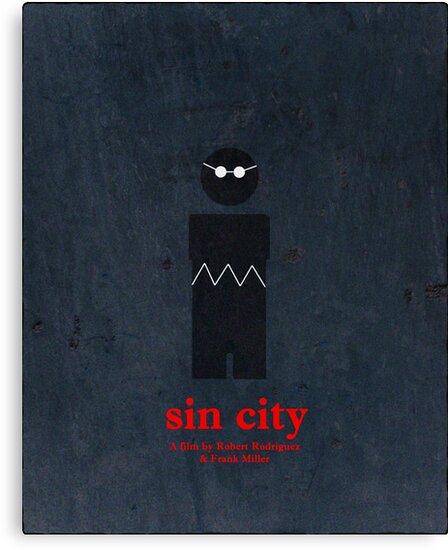 Sin City (Vintage) by Trapper Dixon