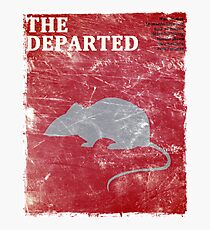 The Departed (Vintage) Photographic Print
