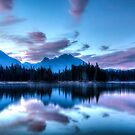 Spillway Lake  by Justin Atkins