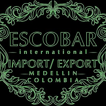 Escobar Import and Export Mint Glow by Rickmans