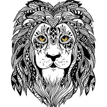 Lion Head by lunaticpark