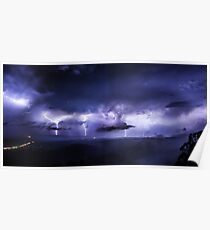 Lockyer Valley Lightning Poster