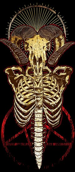 Satanic Anatomy by SeventhTowerART
