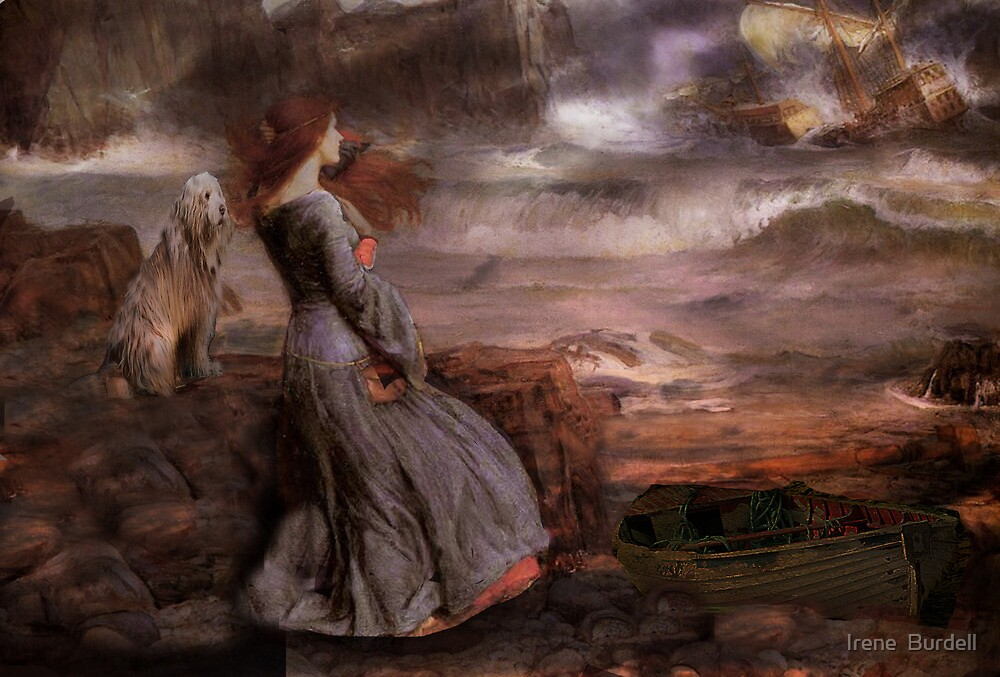 The Tempest by Irene  Burdell