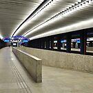 Platform 2 by Lukasz Godlewski