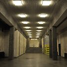 Hall by Lukasz Godlewski
