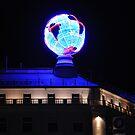 Shiny Globe by Lukasz Godlewski