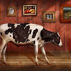 Animal - The Cow by Michael Savad