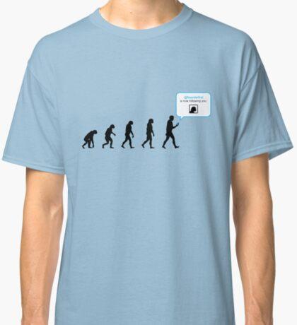 99 Steps of Progress - Instant network Classic T-Shirt