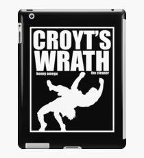 Croyt's Wrath iPad Case/Skin