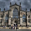 St Giles' Cathedral by Mark Lee