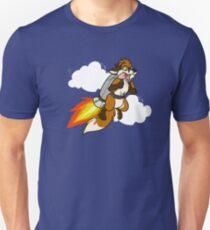 Rocket Fox Unisex T-Shirt