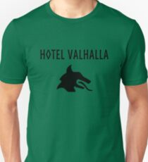 Hotel Valhalla Slim Fit T-Shirt