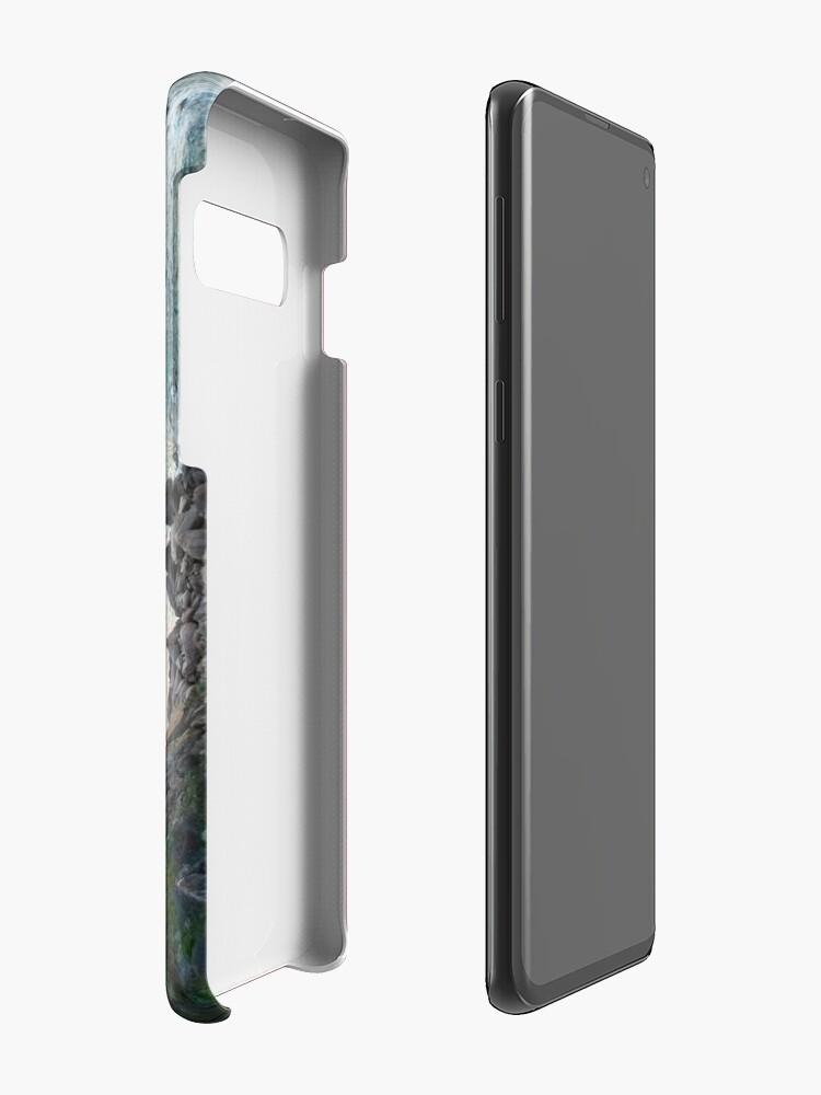 Alternate view of Sugarloaf Rock Case & Skin for Samsung Galaxy
