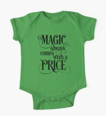 Magic Always Comes With a Price Kids Clothes