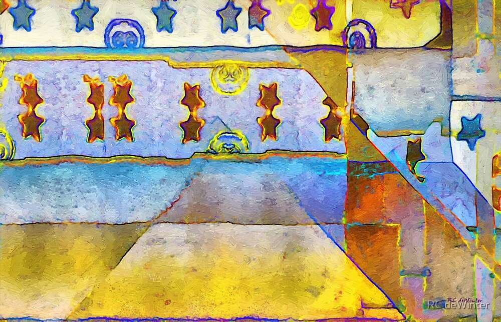 Empty Stage by RC deWinter