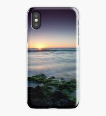 Indian Sunset iPhone Case