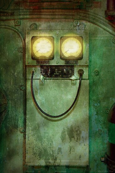 Steampunk - Be Happy by Mike  Savad