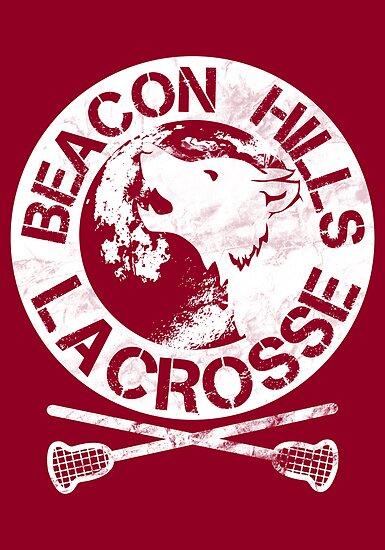 Beacon Hills Lacrosse by shopfunkhouse