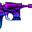 Blaster by Chris Arrowsmith