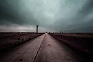 Concrete Road by Nigel Bangert