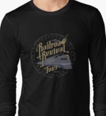 Railroad Revival contest entry Long Sleeve T-Shirt