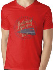 Railroad Revival contest entry T-Shirt