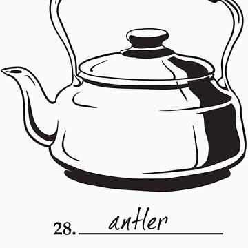 Antler by workbook