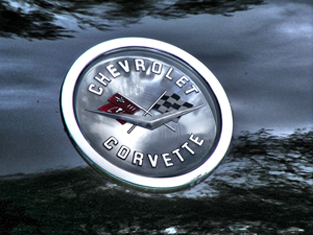 Chevrolet Corvette 2 by Russell Voigt