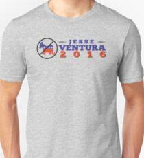 Jesse Ventura for president 2016! Unisex T-Shirt
