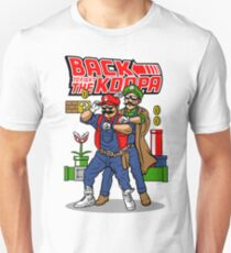 Back To Fight The Koopa Unisex T-Shirt