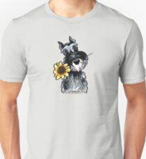 Camiseta unisex Sunny Schnauzer
