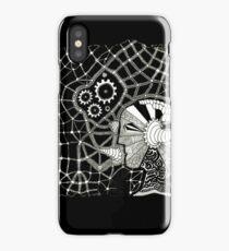 Industrial doliccomics INK iPhone Case