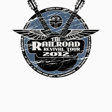 Railroad Revival Tour 2012 Contest Entry by neoelegance
