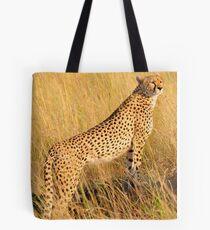 Masai Mara Cheetah Tote Bag