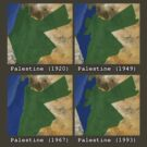 Palestine: Bigger Than Israel Since 1929 by thecriticalg