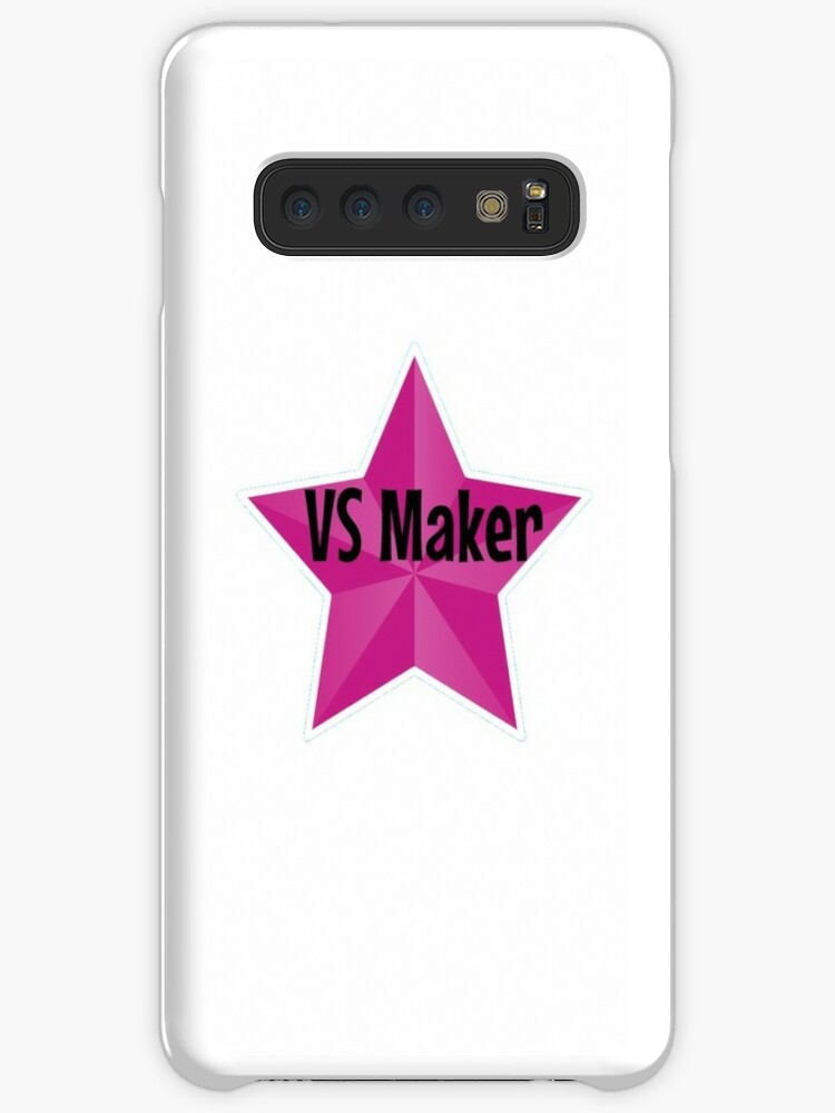 'Video Star Maker' Case/Skin for Samsung Galaxy by TinyDreamer