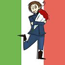 Italy - Hetalia by GriffinSeacht