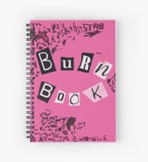 Cuaderno de espiral Mean Girls - Burn Book