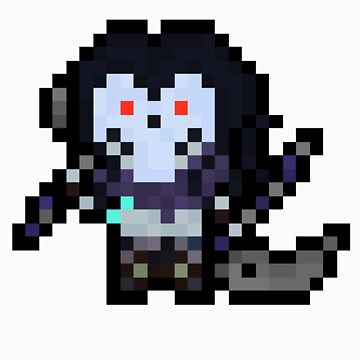 Death, The Pixel Horseman by Pixel-League