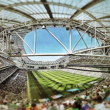 Aviva Stadium by Filipkos
