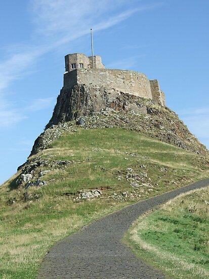 Lindisfarne Castle by Adam Howie