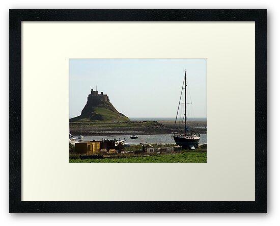 Lindisfarne Castle 02 by Adam Howie