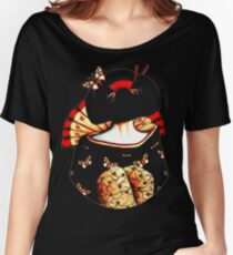 Geisha Girl TShirt Women's Relaxed Fit T-Shirt