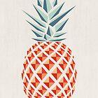 Pineapple by vitapi