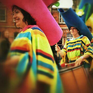 Festival Parade  by Filipkos